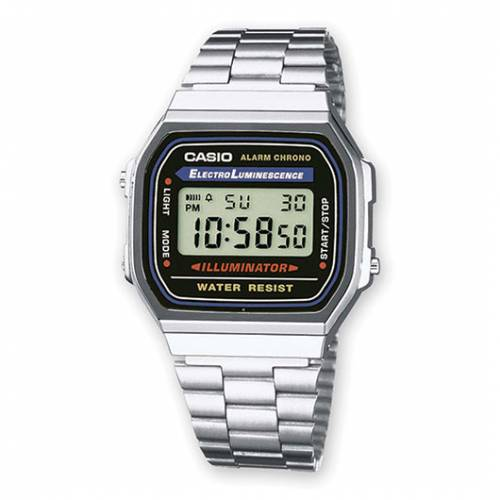 Foto Casio A168WA-1YES